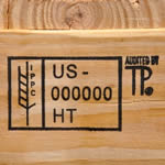 HT Pallets for Export