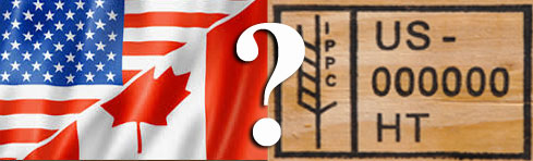 No Date Yet for New U.S./Canada Wood Pallet Rules