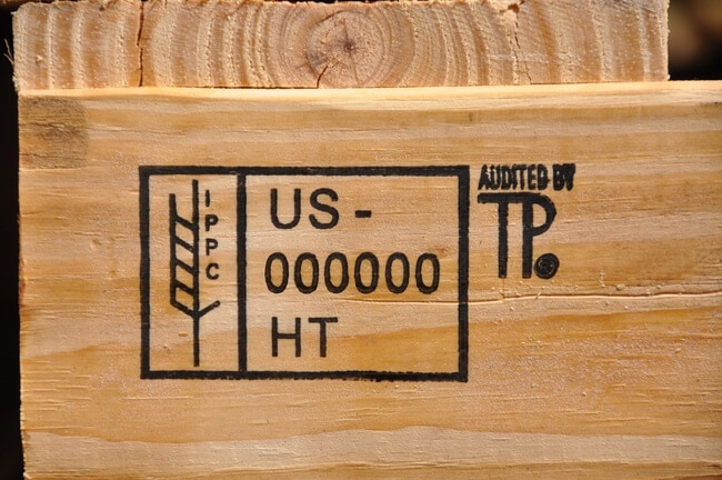 Heat Treated Pallets for Export | ISPM 15 Compliant ...