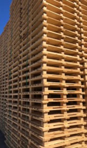 CP7 Wooden Shipping Pallets